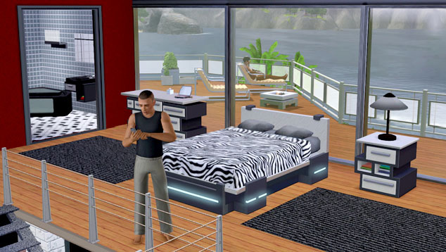 Extra sims dise o y tecnolog a for Muebles sims 3