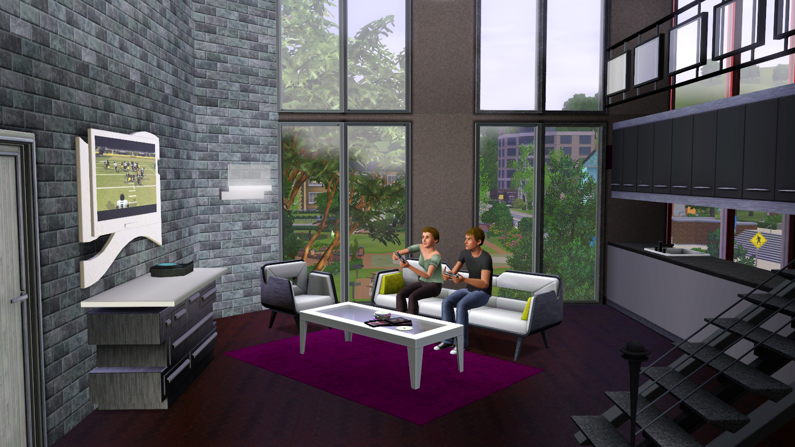 Extra sims dise o y tecnolog a for Vita house