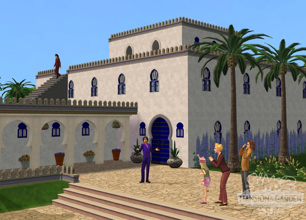 Los sims 2 mansiones y jardines accesorios taringa for Sims 2 mansiones y jardines