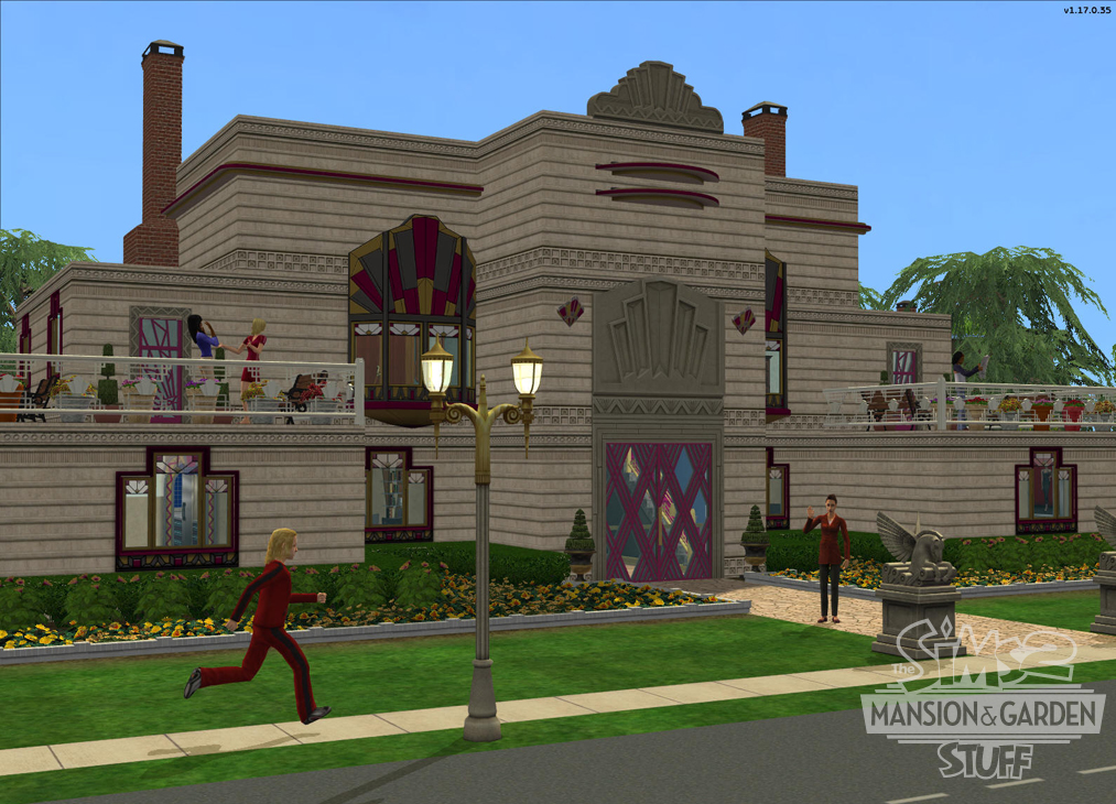 los sims 2 mansiones y jardines accesorios taringa