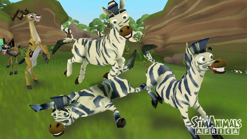 Imágenes de la versión de Nintendo DS: