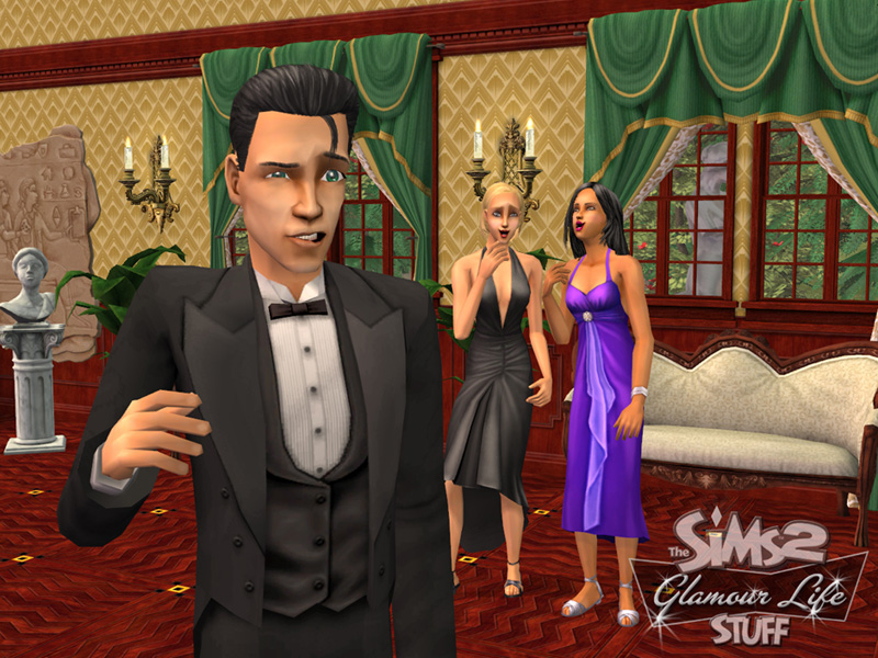 [Imagen]los Sims 2 Todo glamour: Arte conceptual Screenshot_4_big