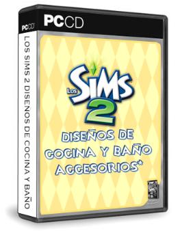 Montaje del nuevo pack de accesorios para Los Sims 2,