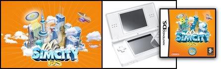 Banner de SimCity DS 1